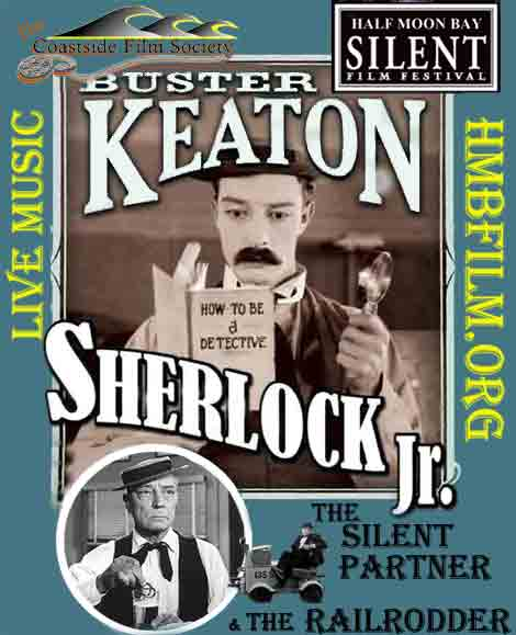 Three films by Buster Keaton