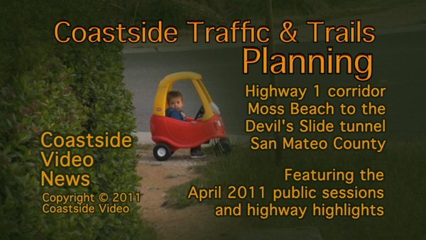 Video - Coastside traffic and trails planning